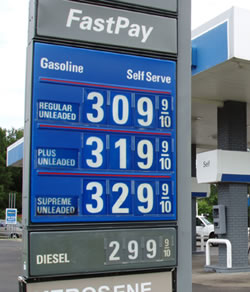 Gas Prices In Florida >> Transportation Conservation