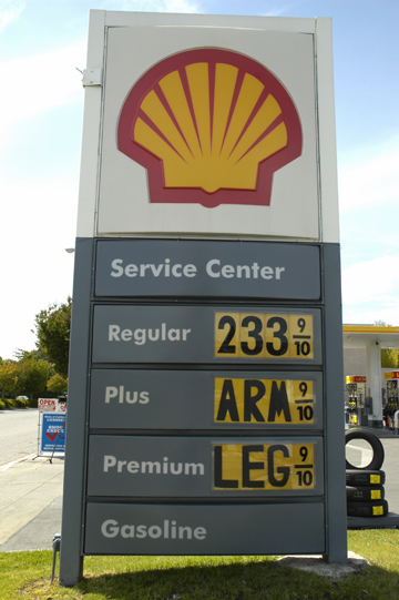 Gas Prices In Florida >> The Energy Chronicle A Newsletter Of The Florida Solar Energy Center